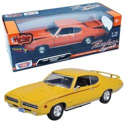 Motor Max - Motormax Model Araba 1:18 1969 Pontiac Gto Judge