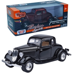 Motor Max - Motormax Model Araba 1:24 1934 Ford Coupe