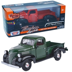 Motor Max - Motormax Model Araba 1:24 1941 Plymouth Pickup