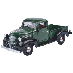 Motormax Model Araba 1:24 1941 Plymouth Pickup - Thumbnail