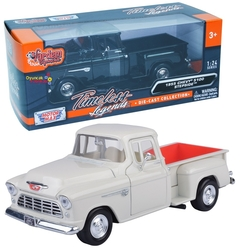 Motor Max - Motormax Model Araba 1:24 1955 Chevy Stepside