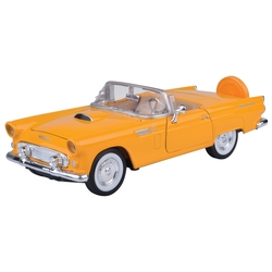 Motormax Model Araba 1:24 1956 Ford Thunderbird (Convertible) - Thumbnail