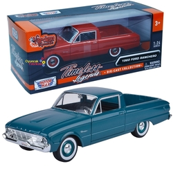 Motor Max - Motormax Model Araba 1:24 1960 Ford Ranchero