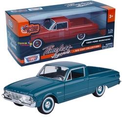 Motor Max - Motormax Model Araba 1:24 1960 Ford Ranchero