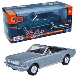 Motor Max - Motormax Model Araba 1:24 1964 1/2 Ford Mustang Open