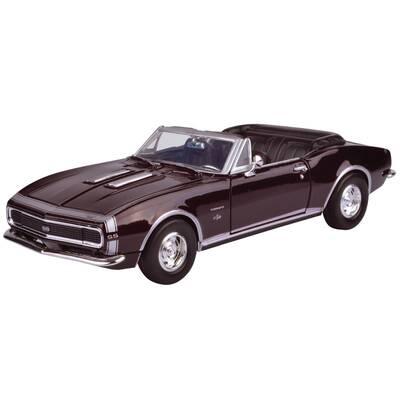 Motormax Model Araba 1:24 1967 Chevy Camaro Ss (Convertible)