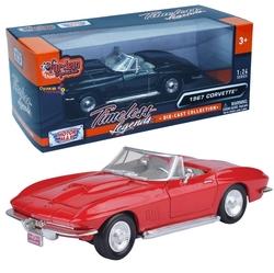 Motor Max - Motormax Model Araba 1:24 1967 Corvette
