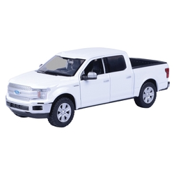 Motormax Model Araba 1:24 2019 Ford F-150 Lariat Crew Cab - Thumbnail