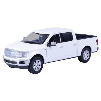 Motormax Model Araba 1:24 2019 Ford F-150 Lariat Crew Cab