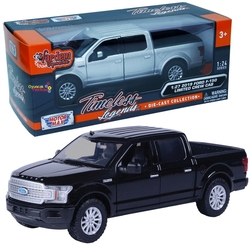 Motor Max - Motormax Model Araba 1:24 2019 Ford F-150 Limited Crew Cab