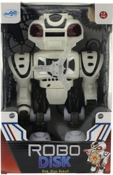 MEGA - Müzikli Disk Atan Robot