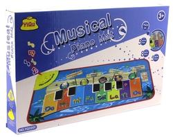 MEGA - Müzikli Eğitici Eğlenceli Mavi Oyun Matı