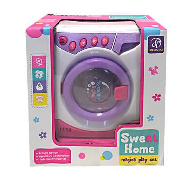 Müzikli Mini Çamaşır Makinası