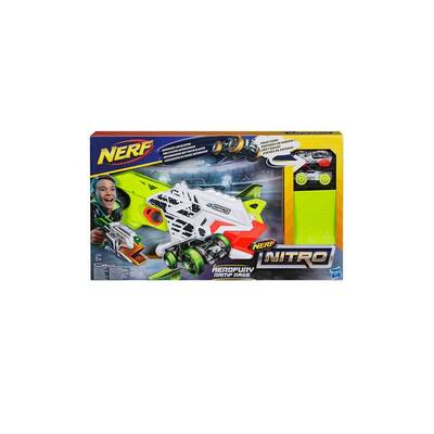 Nerf Nitro Aerofury Rampage Orjinal E0408