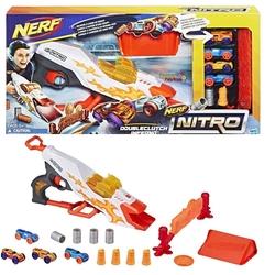 Nerf - Nerf-Nitro Doubleclutch inferno/Nerf Nitro E0858