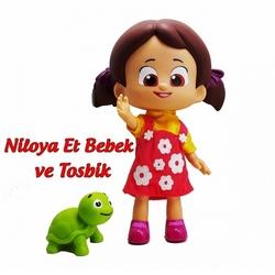 Niloya - Niloya Et Bebek ve Tosbik Sessiz