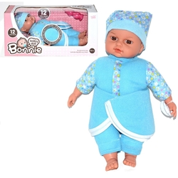 Can-em Oyuncak - Oyuncak Biberonlu Bonnie Bebek 12 Farklı Sesli Aksesuarlı
