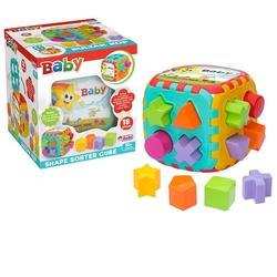 Dede toys - Oyuncak Bultak Şekilli Küp Büyük Boy