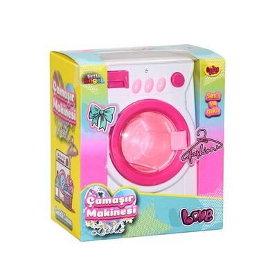 Oyuncak Çamaşır makinası Pilli Işıklı Sesli Süper Kalite