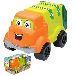 Dede toys - Oyuncak Çöp Kamyonu Büyük 25 Cm