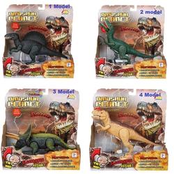 Sunman - Oyuncak Dinozor Sesli ve Işıklı 24 Cm