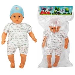 Sunman - Oyuncak Et Bebek Denis Dolgu Saçsız 60 Cm