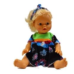 OyuncakFabrikasi - Oyuncak Et Bebek Saçlı Mira