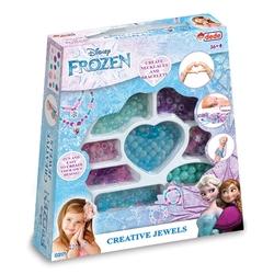 Dede toys - Oyuncak Frozen Takı Seti Büyük El Çantalı