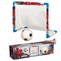Oyuncak Futbol Kalesi Spiderman Lisanslı - Thumbnail