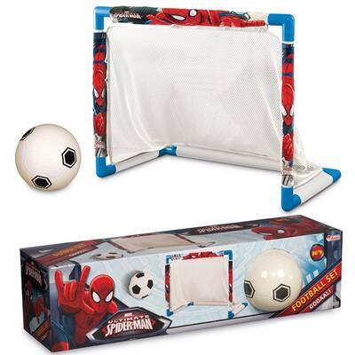 Oyuncak Futbol Kalesi Spiderman Lisanslı
