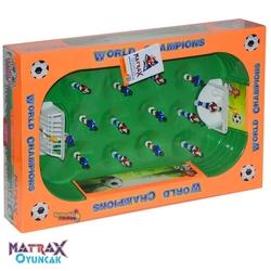 Matrax OyuncakFabrikasi - Oyuncak Futbol Oyunu Küçük World Champions