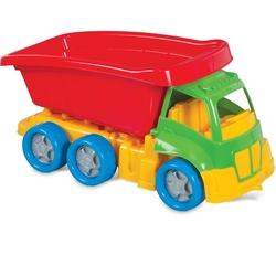 Dede toys - Oyuncak Jumbo Damperli Kamyon 70 Cm
