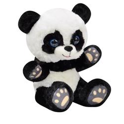 Selay - Oyuncak Küçük Sevimli Peluş Panda 15 Cm