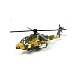 Vardem Oyuncak - Oyuncak Metal Işıklı Sesli Askeri Helikopter