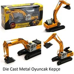 Vardem Oyuncak - Oyuncak Metal Kepçe İş Makinası