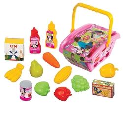 Dede toys - Oyuncak Mutfak Minnie Mouse Küçük Market Sepeti