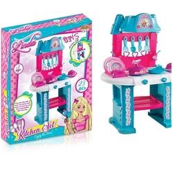 Furkan Toys - Oyuncak Mutfak Seti Linda Kitchen Büyük Mutfak Seti 23 Parça Set