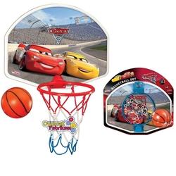 Dede toys - Oyuncak Orta Boy Basketbol Potası Cars Lisanslı