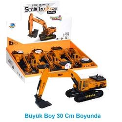 Can Oyuncak - Oyuncak Paletli Excavator Kepçe Foksiyonlu 30 Cm