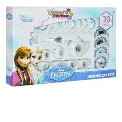 Frozen - Oyuncak Porselen Çay Seti Frozen 30 Parça