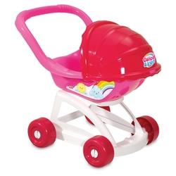 Dede toys - Oyuncak Pusetli Bebek Arabası Tenteli