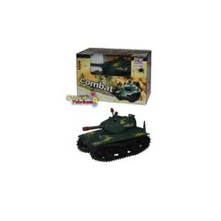 Can-em Oyuncak - Oyuncak Tank Sesli Işıklı Hareketli