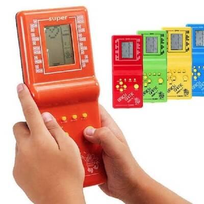 Oyuncak Tetris