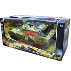 Can-em Oyuncak - Oyuncak Uzaktan Kumandalı Tank Şarjlı