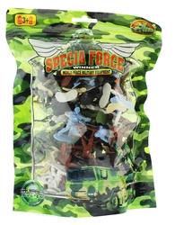 MEGA - Özel Kuvvetler Asker Figürleri Seti