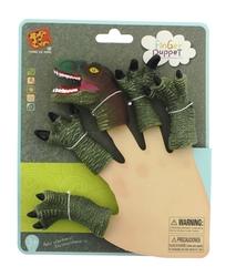 MEGA - Parmak Kuklası Yeşil T-Rex
