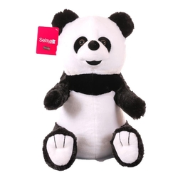 Selay - Peluş Oyuncak Oturan Peluş Panda 50 Cm