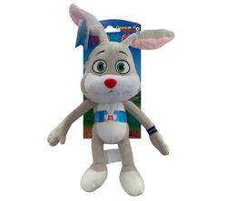 Selay - Peluş Oyuncak Tavşan TRT Akıllı Tavşan Momo 30 cm