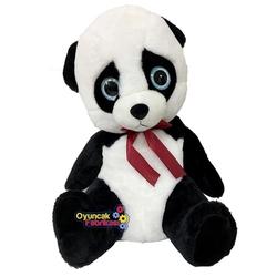 Vardem Oyuncak - Peluş Panda Cam Gözlü 50 Cm