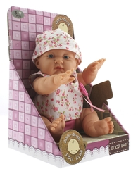 MEGA - Pembe Elbiseli Sevimli Et Bebek